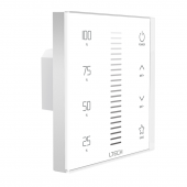 EX1S RF 2.4G LED Dimming Touch Panel Ltech Controller
