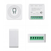 Smart Wifi DIY Switch 16A Supports 2 Way Control Home Automation Module Works with Alexa Google Home