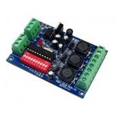 High-power 3CH 700ma RGB dmx Controller drive DMX512 decoder WS-DMX-HLB-3CH-700MA