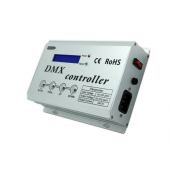 High-voltage DMX LED Controller With LCD Display DMX300