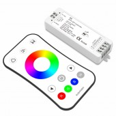 Led RGB Strip Controller V3 CV Receiver 4A  3CH 12V 24V  R9 27 Key RF Wireless Mini Remote for 5050 3528 RGB LED Strips Dimmer