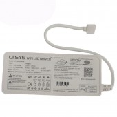 New LTECH CV 7512 WF03 A WIFI Led RGB Controller DC 12V With 75W Power Driver 2 in 1 Function AC100V 240V Input 24V 75W Output
