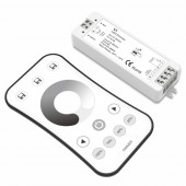 12V RF Dimmer Wireless remote DC5 36V CV Constant Voltage Receiver Led 5050 3528 Strip Dimming V1 R6 1