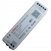 New Ltech WiFi 101 DMX4 LED WiFi to DMX512 Converter Controller DC12V 24V input DMX512 Signal 512 Channel Output