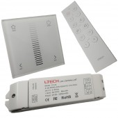 EX1 Touch Panel High Voltage 2.4G RF and DMX512 AC 100-240V Input F1 Remote F4-5A CV Receiver