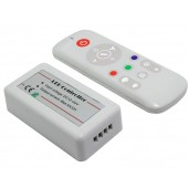 3 Channel Ultra-thin Wireless Led Controller RF600 14 Key Remote Control