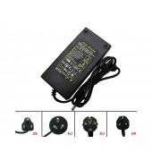 24V 4A 96W Plastic AC Adapter Power Supply 100V-240V 1.6A 50/60HZ EU AU UK US