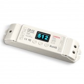 New LTECH LT-820-5A 4 channel RGBW Strip Decoder LED DMX-PWM Decoder 5A*4channel Max 20A output