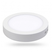 LED Panel Light 6W 12W 18W 24W Surface Mounted Ceiling Downlight With Driver