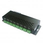 LTECH LT-280 24 Channels SPI Driver 5V-24V DC  3A*24 Channel 72A Max 360W 864W 1728W Multi SPI Driver Free Shipping