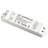 LTECH R4-5A CV Multi Zone 2.4G RF Wireless Receiver Led Controller Match Wifi-104 Control Light Control System DC 5V-24V MAX 20A