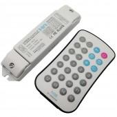 LTECH SPI-16+M16 LED SPI Controller Dream Magic Pixel Controller RF Remote WS2812 2811 2801 TLS3001 LPD6803 9813 Driving IC