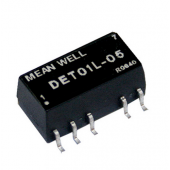 Mean Well DET01 1W DC-DC Unregulated Dual Output Converter Power Supply 2pcs