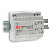 Mean Well DR-100 100W Single Output Industrial DIN Rail Power Supply