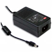 Mean Well GS25A 25W AC-DC Industrial Adaptor Power Supply