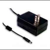 Mean Well GSM18U 18W AC-DC High Reliability Medical Adaptor Power Supply