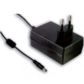 Mean Well GSM36E 36W AC-DC Single High Reliability Medical Adaptor Power Supply