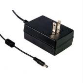 Mean Well GST18U 18W AC-DC High Reliability Industrial Adaptor Power Supply