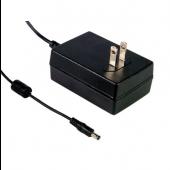 Mean Well GST25U 25W AC-DC High Reliability Industrial Adaptor Power Supply