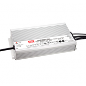 Mean Well HLG-600H 600W Constant Voltage + Constant Current LED Driver Power Supply