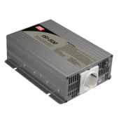 Mean Well ISI-500 Modified Sine Wave DC-AC Inverter with MPPT Solar Charger Power Supply