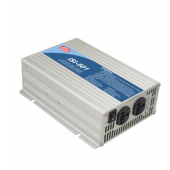 Mean Well ISI-501 500W True Sine Wave DC-AC Inverter With MPPT Solar Charger Power Supply
