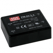Mean Well PM-05 5W Output Switching Power Supply