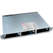 Mean Well RCP-1U Rack System 1000 ~ 3000W 1U Distributed Power System Power Supply