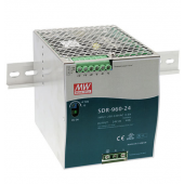 Mean Well SDR-960 960W Single Output Industrial DIN RAIL With PFC Function Power Supply
