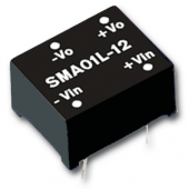 Mean Well SMA01 1W DC-DC Unregulated Single Output Converter Power Supply