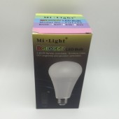 Mi.Light FUT105 2.4G 12W RGB+CCT Wireless E27 LED Bulb