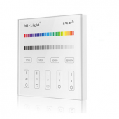 Mi.Light T3 4-Zone RGB RGBW Touch Panel Wall Mounted Controller