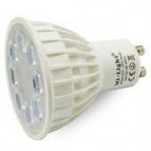 Milight LED Lamp Bulb GU10 RGBW RGBWW LED Light 85-265V 4W