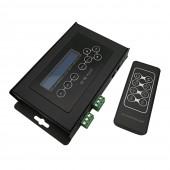New Led DMX Controller RGB RGBW led Strip Light Controller DMX512 Master Programmable Lighting Controller DC 9V BC-100-DMX512