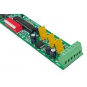 3 Channel with RJ45 DMX512 Decoder controller for RGB led strip lamp light CA-DMX-BAN