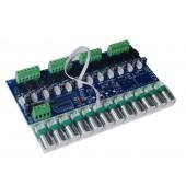DMX512 decoder DC5V-36V 350MA 12CH controller WS-DIM-12CH-350MA