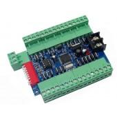 24 CH DMX Dimmer Controller Board WS-DMX-24CH-BAN