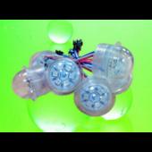 Pixel Module UCS2903IC 12V 6LEDs 5050 IP67 Waterproof Transparent Cover