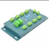 PXL24-1-576 LED RGB 12V 24V Constant Voltage DMX Decoder Euchips Controller