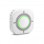 eWeLink 433Mhz RF Smoke Detector Sensor Wireless Smoke Fire Alarm Sensor Work with SONOFF RF Bridge Smart Home Alarm Security