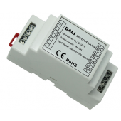 Rail DALI RGB Dimmer DL111 3 Channel LED Controller