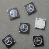 SK6812 Adressable RGB 5050 LED Black Frame Built-in Chip 1000pcs