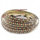 SK6812 RGBW Addressable Strip Light 60LEDs/m 4M 5V Black PCB