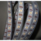 SK6812 RGBW Addressable Strip Light 60LEDs/m Waterproof 4M 5V WHITE PCB