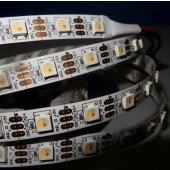 SK6812 RGBW Addressable Strip Light 60LEDs/m Non-Waterproof 4M 5V