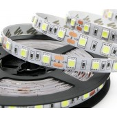 SMD 5050 5M 300 LED Flexible Strip Light Non Waterproof DC 12V 2pcs