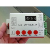 Support DMX SD Card LED Controller For 6803 2811 2812 1809 Pixel