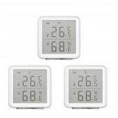 Smart Life Temperature And Humidity Sensor Indoor Hygrometer Thermometer With LCD Display Support Alexa Google Home