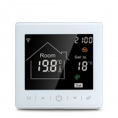 Wifi Smart Thermostat Temperature Remote Controller For Water Eletrical Heating Support Google Home Alexa