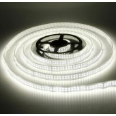 SMD 3528 5M 1200 LEDs White LED Strip Light Waterproof